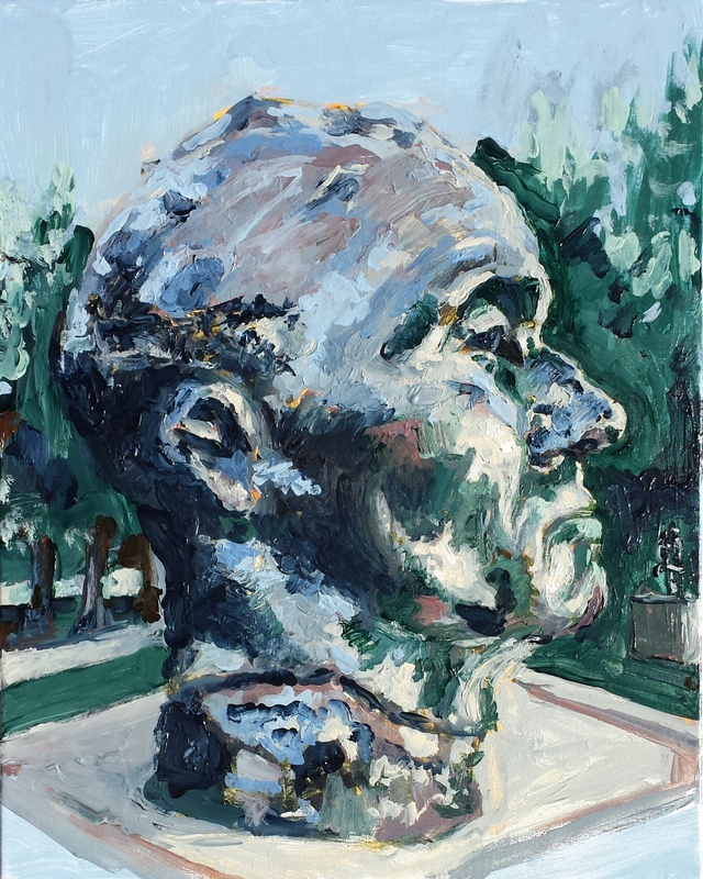 Jean d'Aire, after Rodin