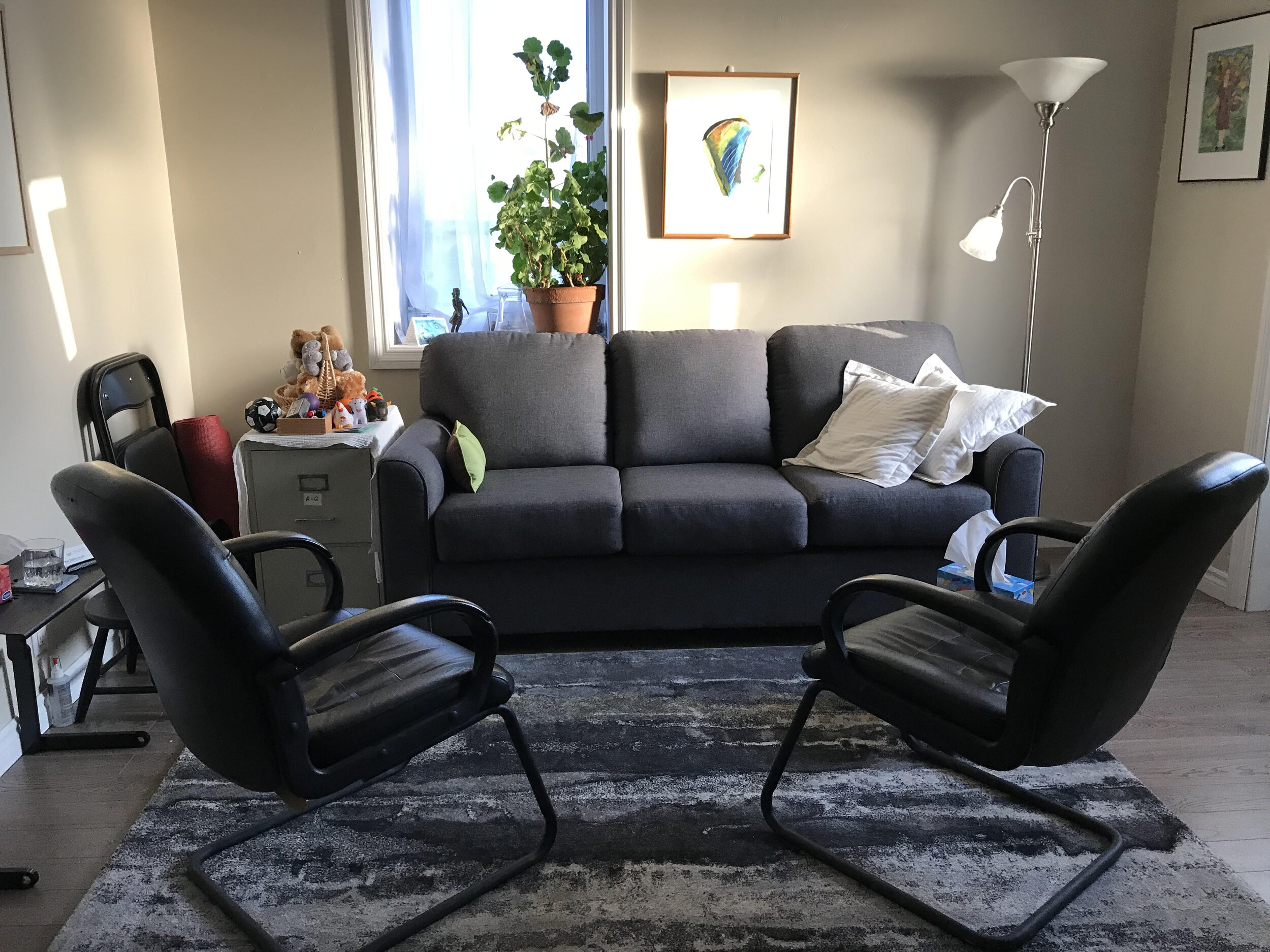 Comfortable, private office in Durham, West Grey