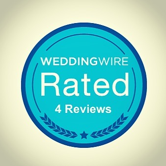Did you know we're on @weddingwire? Check out our storefront for reviews, photos, video and more! Link in bio. ••• #weddingwire #weddingplanner #lawedding