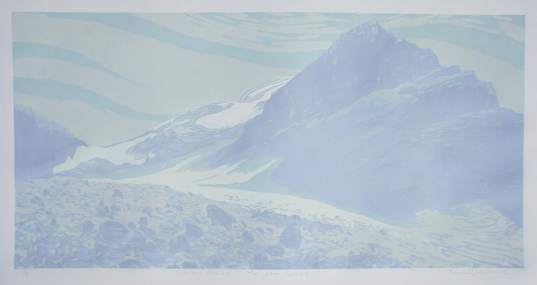 Sperry Glacier – The Last Glacier (Detail)