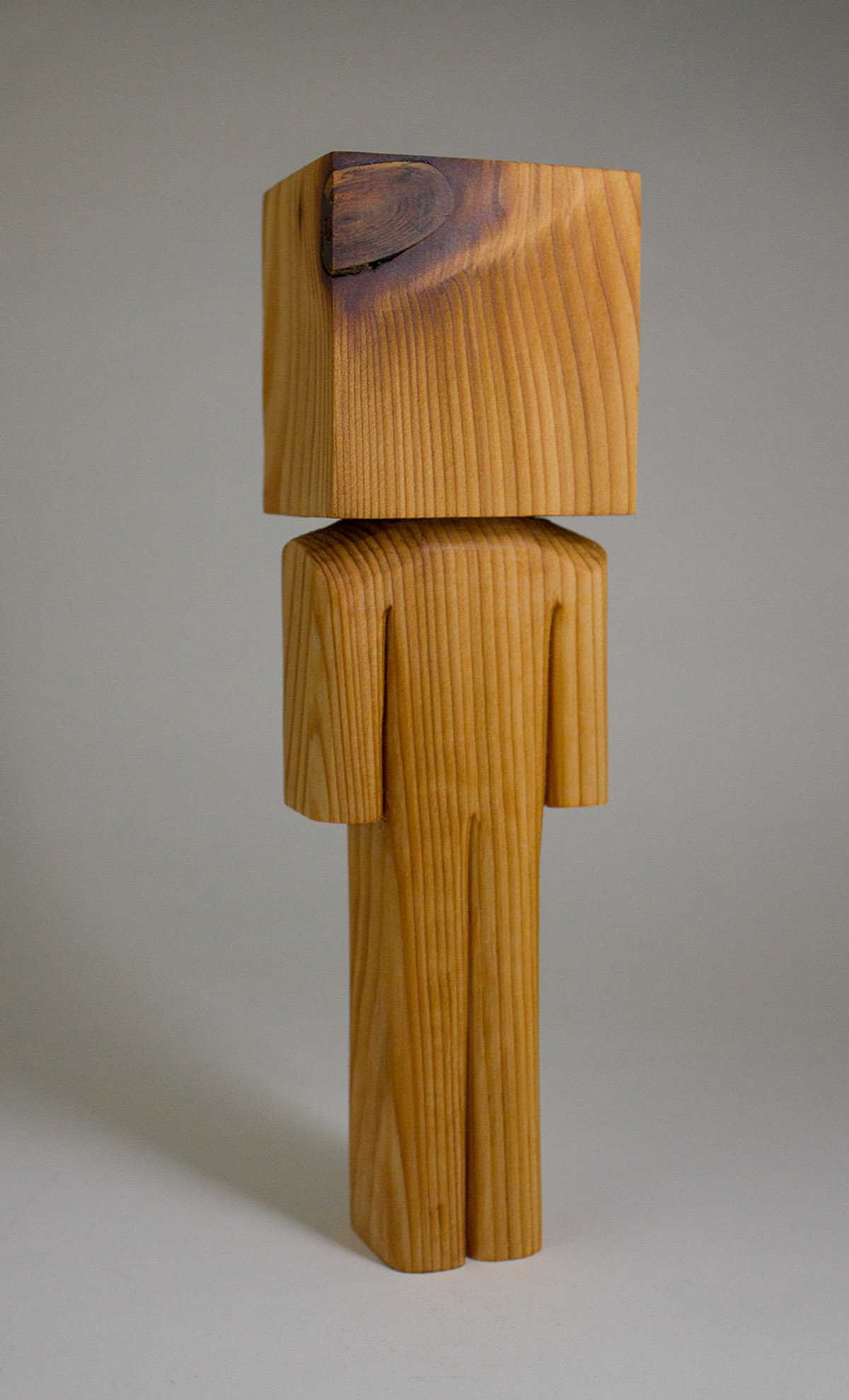Untitled cedar & beeswax 10×2.75×2.25 inches