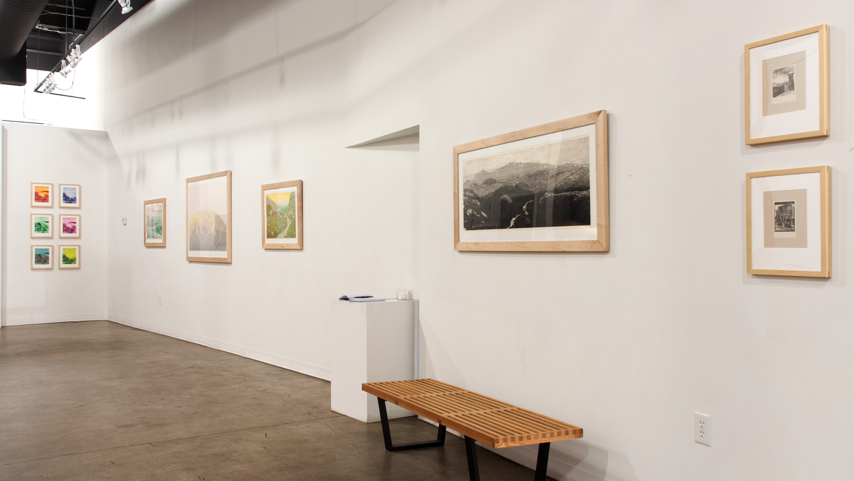Todd Anderson Installation 2