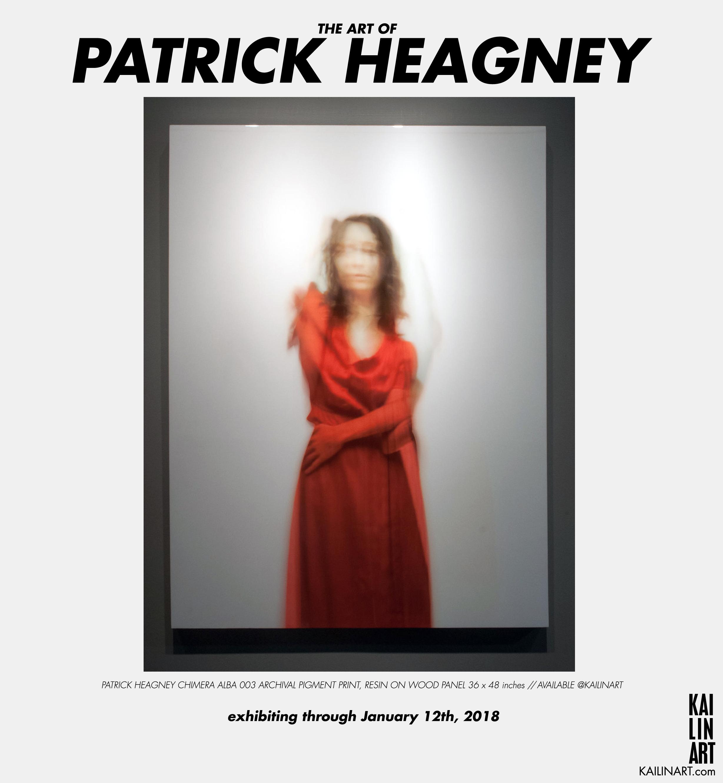 THE ART OF PATRICK HEAGNEY