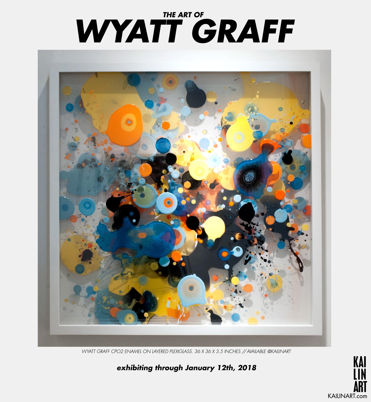 THE ART OF WYATT GRAFF
