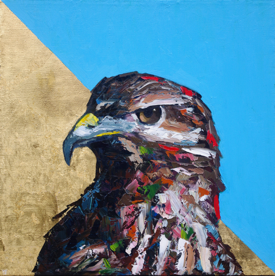 The Falcon Brought Us Gold-24x24inches-oil and gold leaf on linen-1150.jpeg