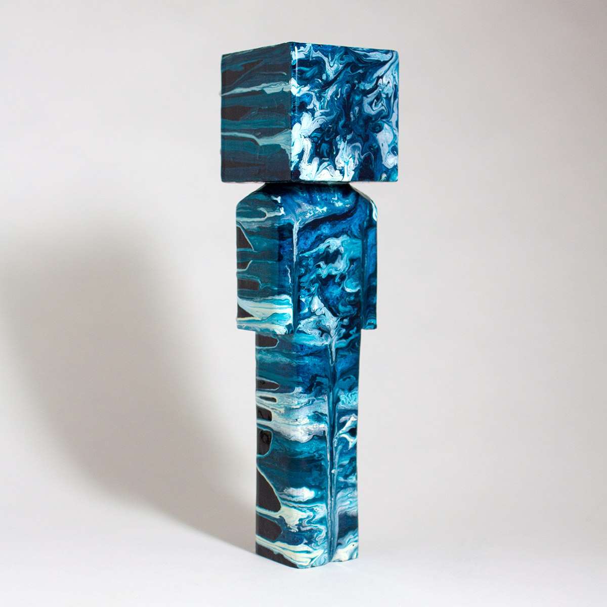 Poseidon (collab with Sophia Sabsowitz) - basswood, acrylic, resin - 2.5_x2.75_x9.8_ - $500.jpg
