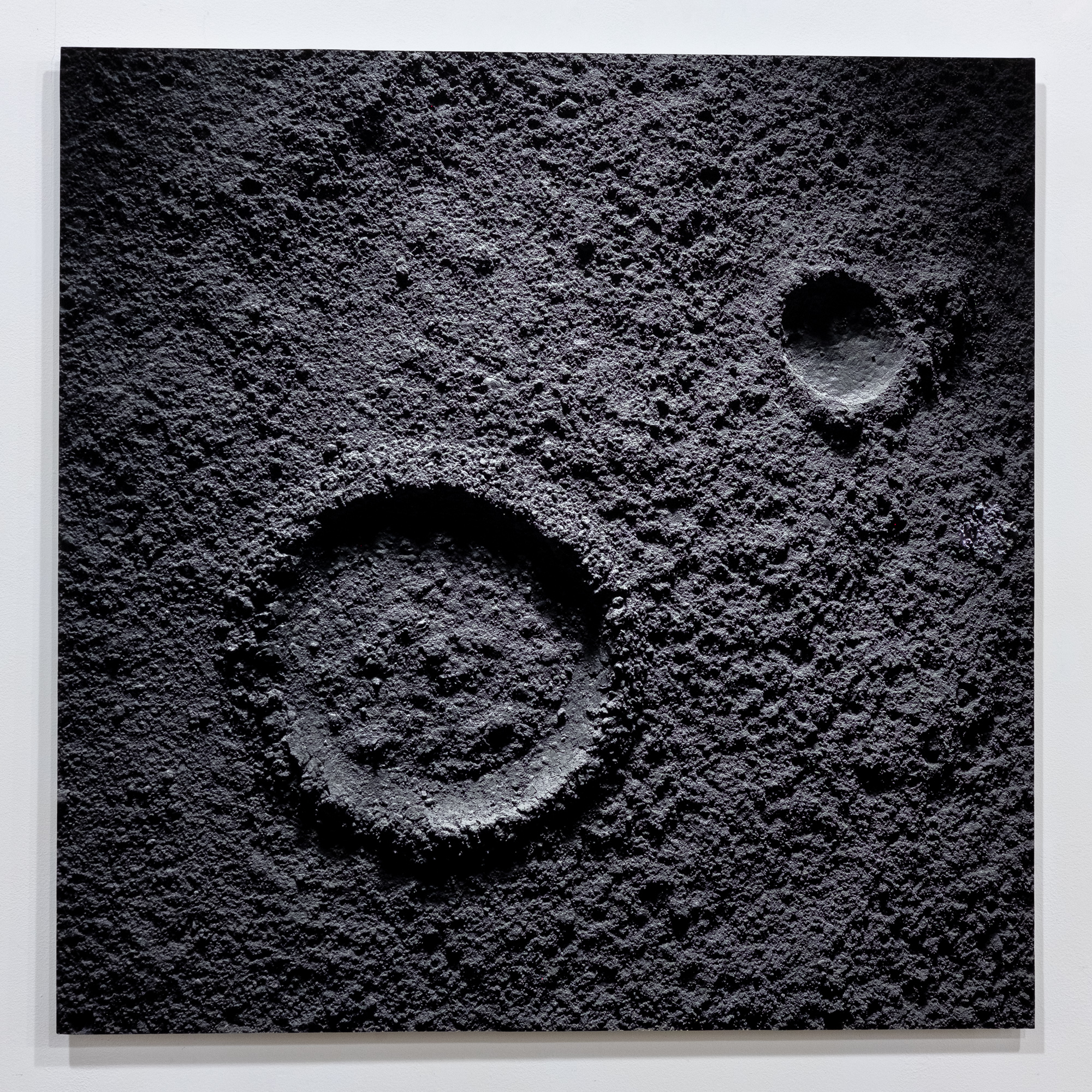 Mark Schoon & Casey McGuire   Craters IV  Archival pigment print 40 x 40 inches TNS4 037G