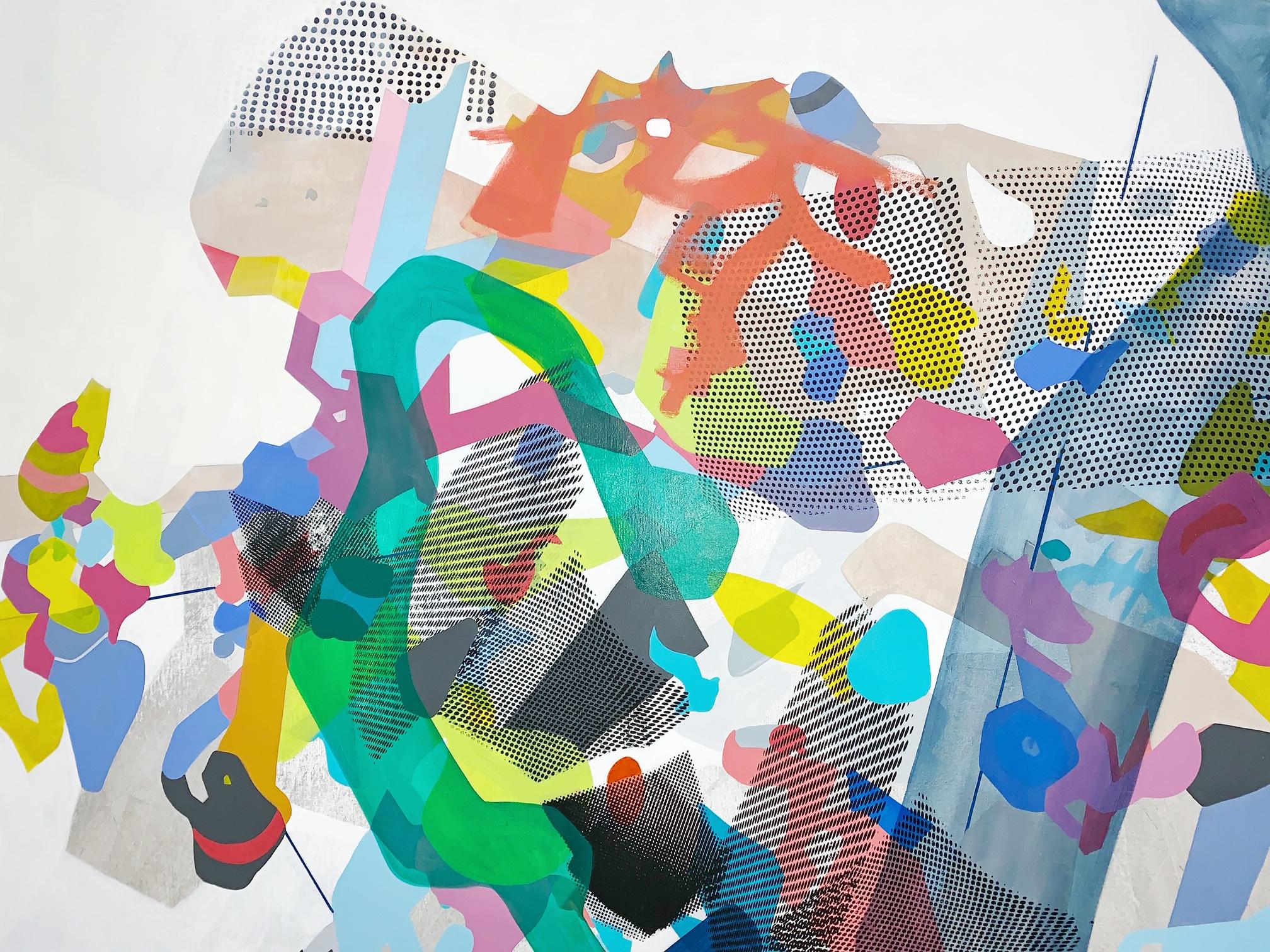 THE ART OF JOE CAMOOSA  on exhibit through September 20  see more