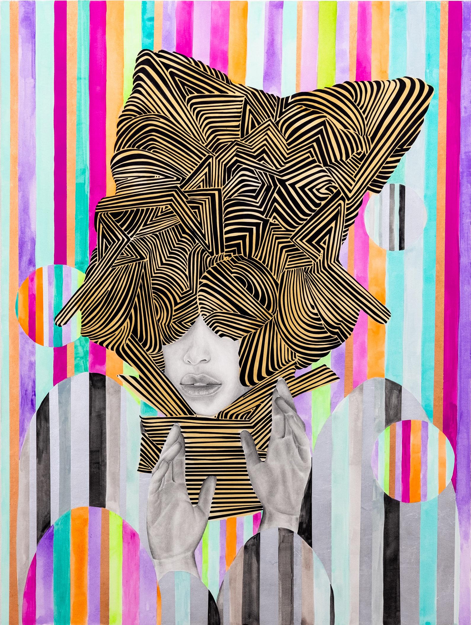 THE ART OF LELA BRUNET  on exhibit through September 20  see more