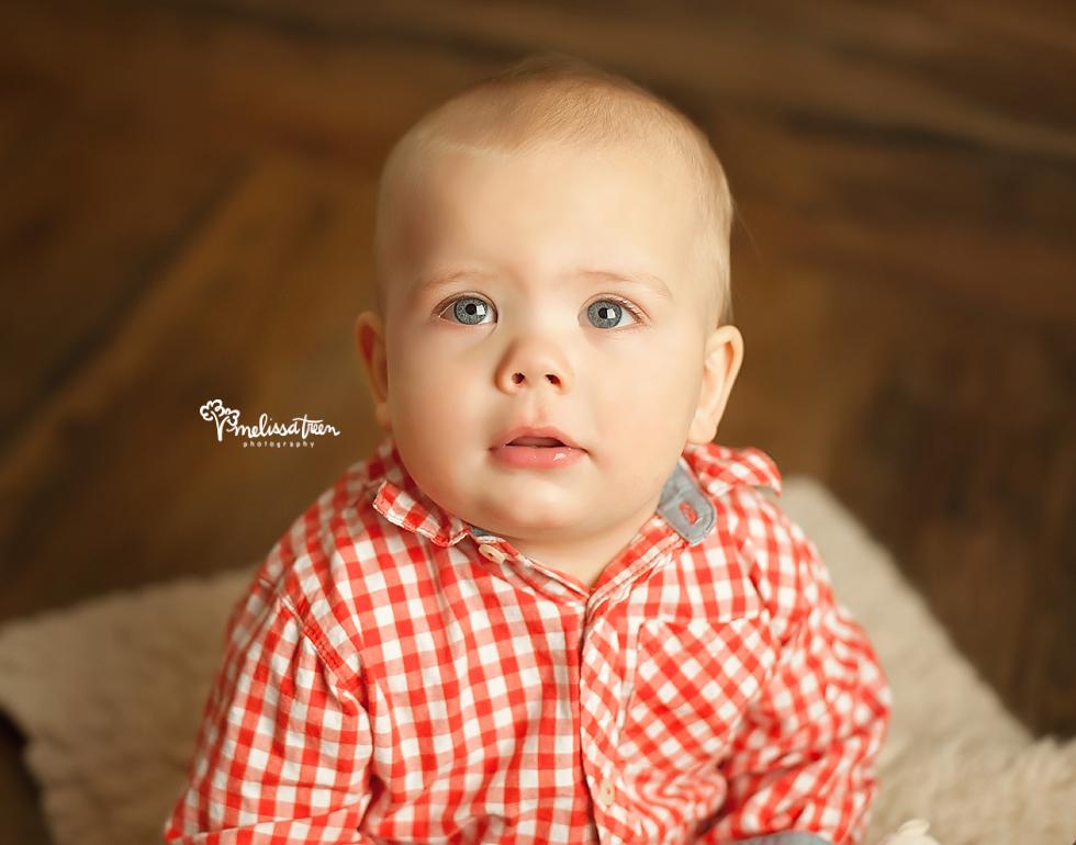 Winston Salem Baby Photographer | Greensboro Cake Smash Photos | High Point Baby Photography | Baby Portrait Plan - Milestone Session: First Birthday