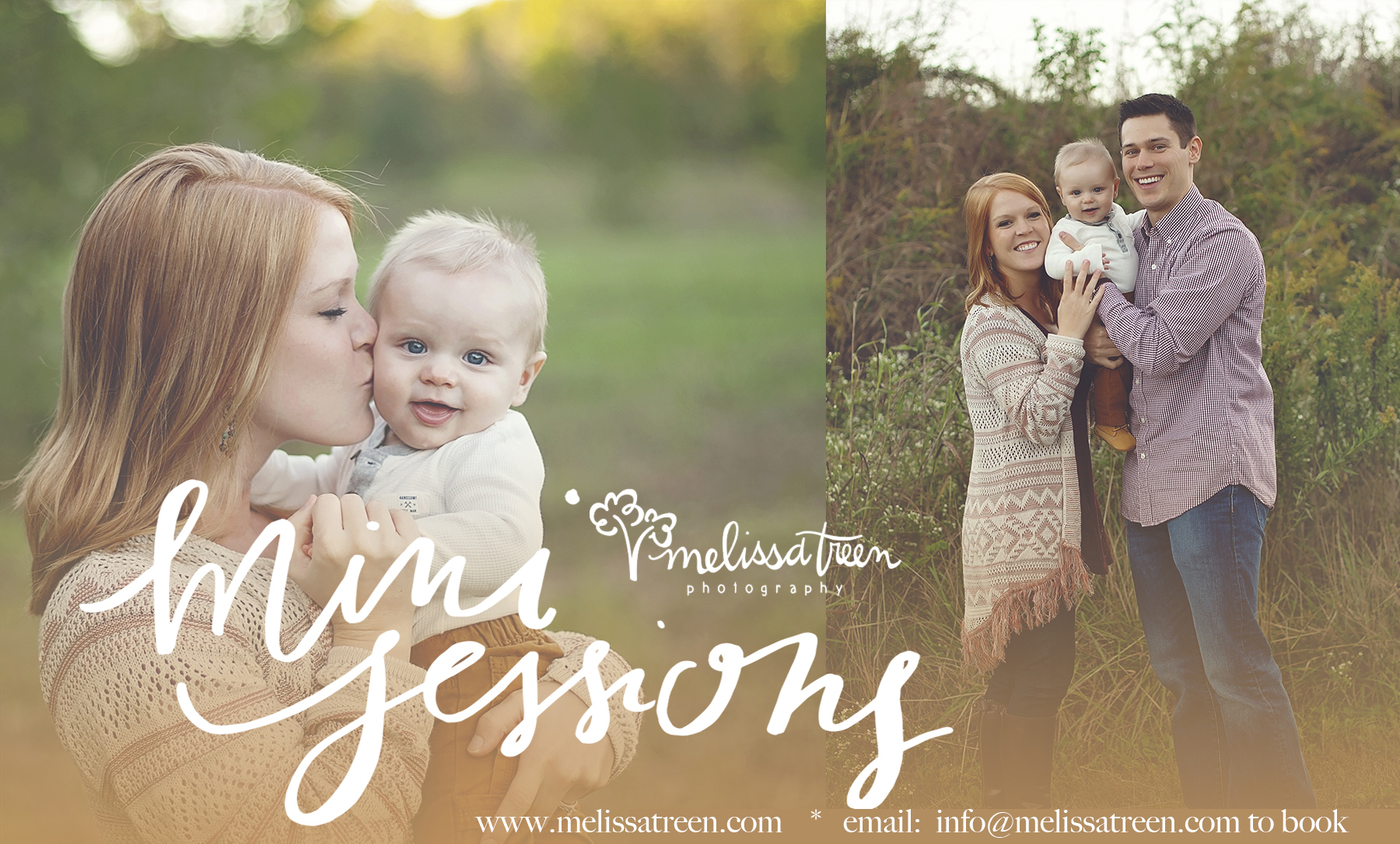 We have opened up a few select dates in our popular Fall photography calendar for Fall Mini Sessions ... these are very limited and will book quickly ... email us to reserve your spot!