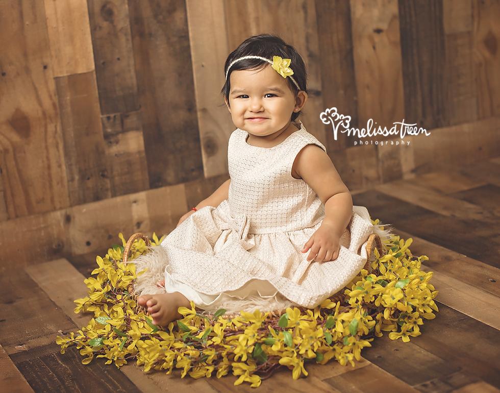 Winston Salem to Chapel Hill Baby Portraits