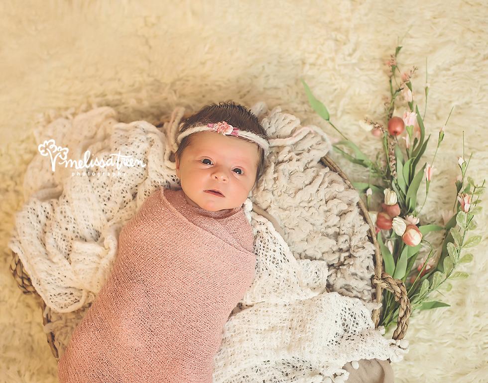 awake newborn poses greensboro photographer of baby.jpg