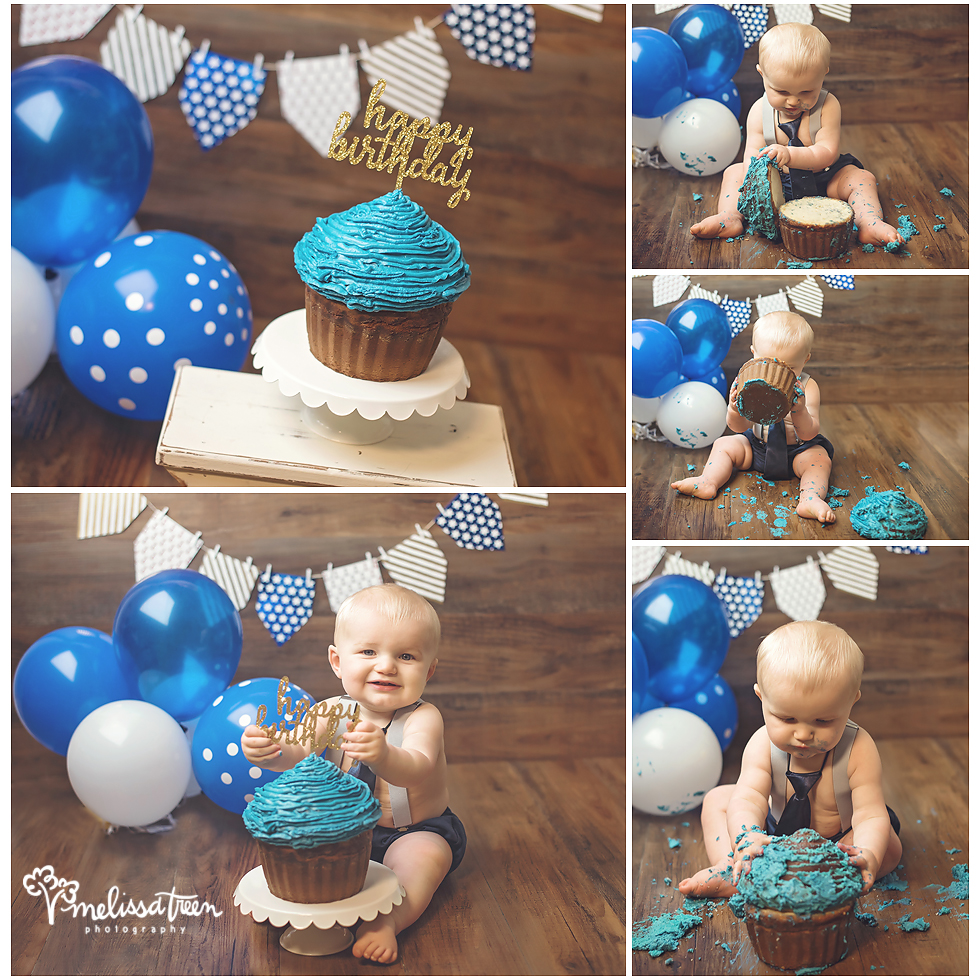 cake smash greensboro baby photographer burlington nc first birthday photo shoot.jpg