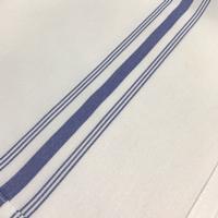 Bistro Napkin - Blue    Napkin Size: 16X26