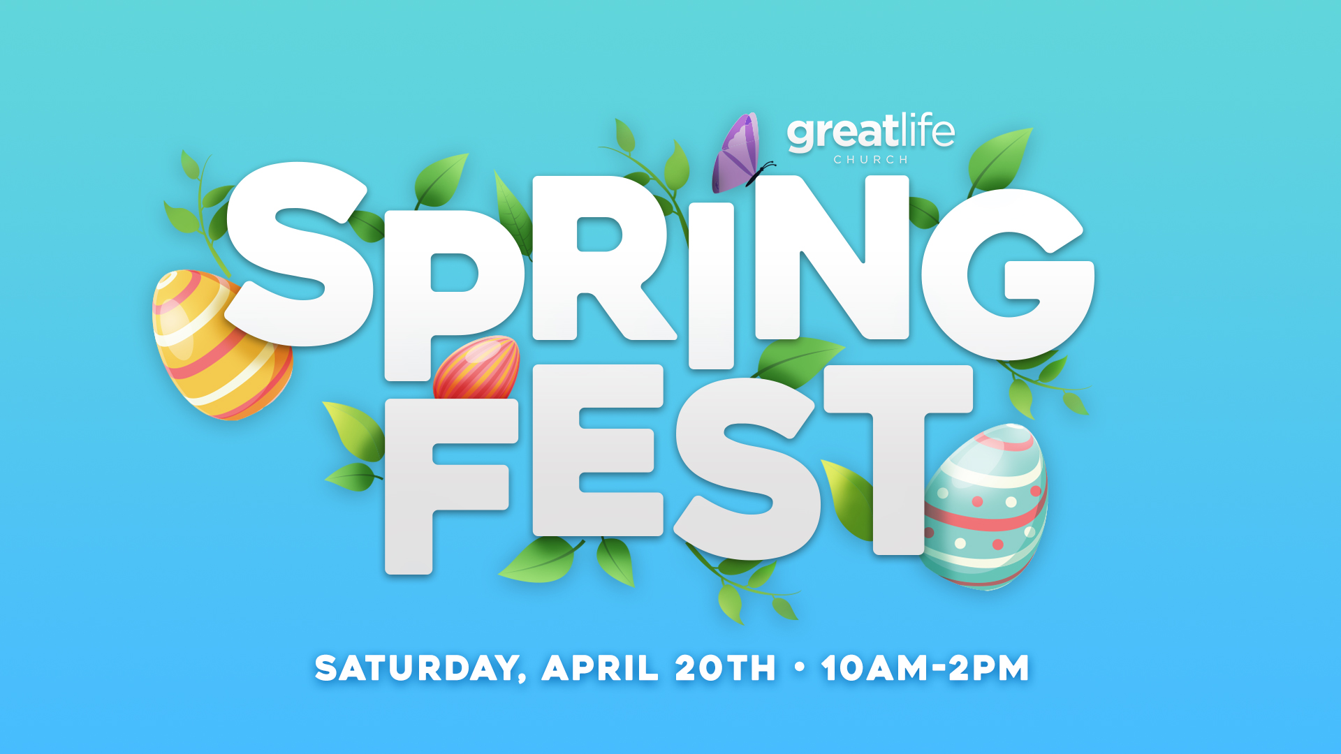 SpringFest-GreatLifeChurch