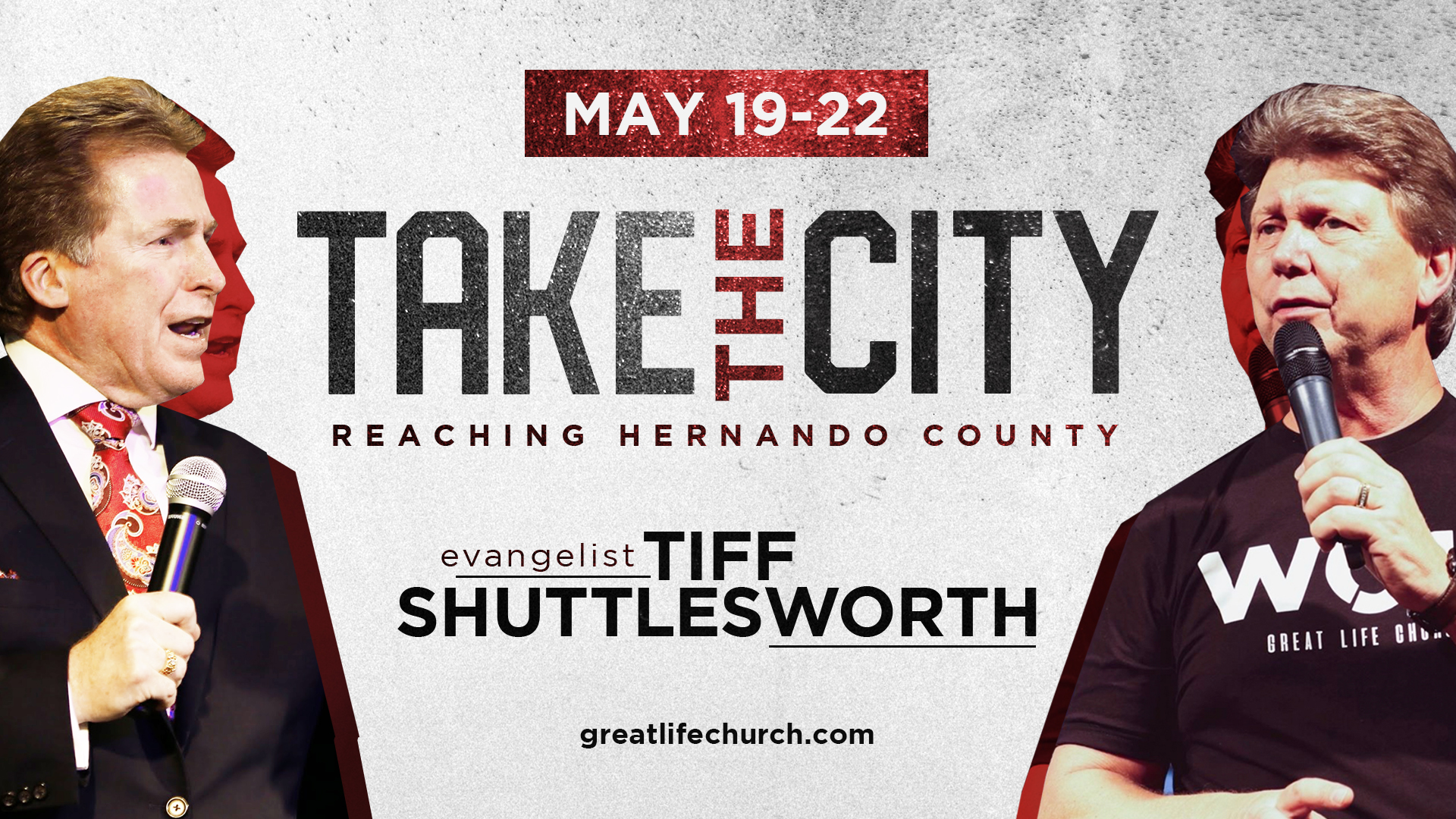 Take The City Great Life Church