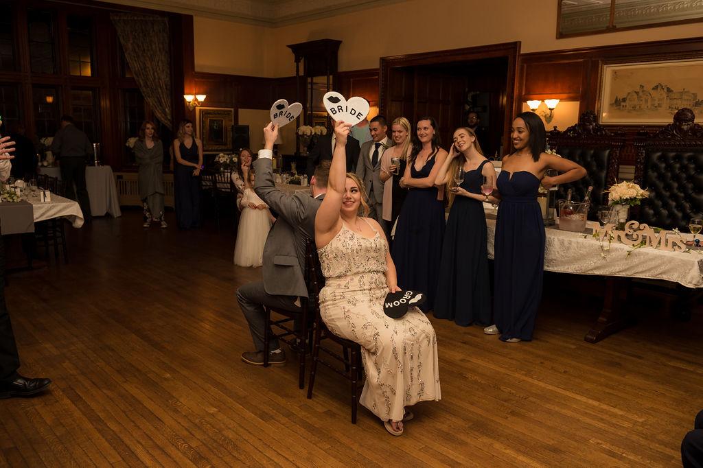 Wedding Game, Seattle DJ