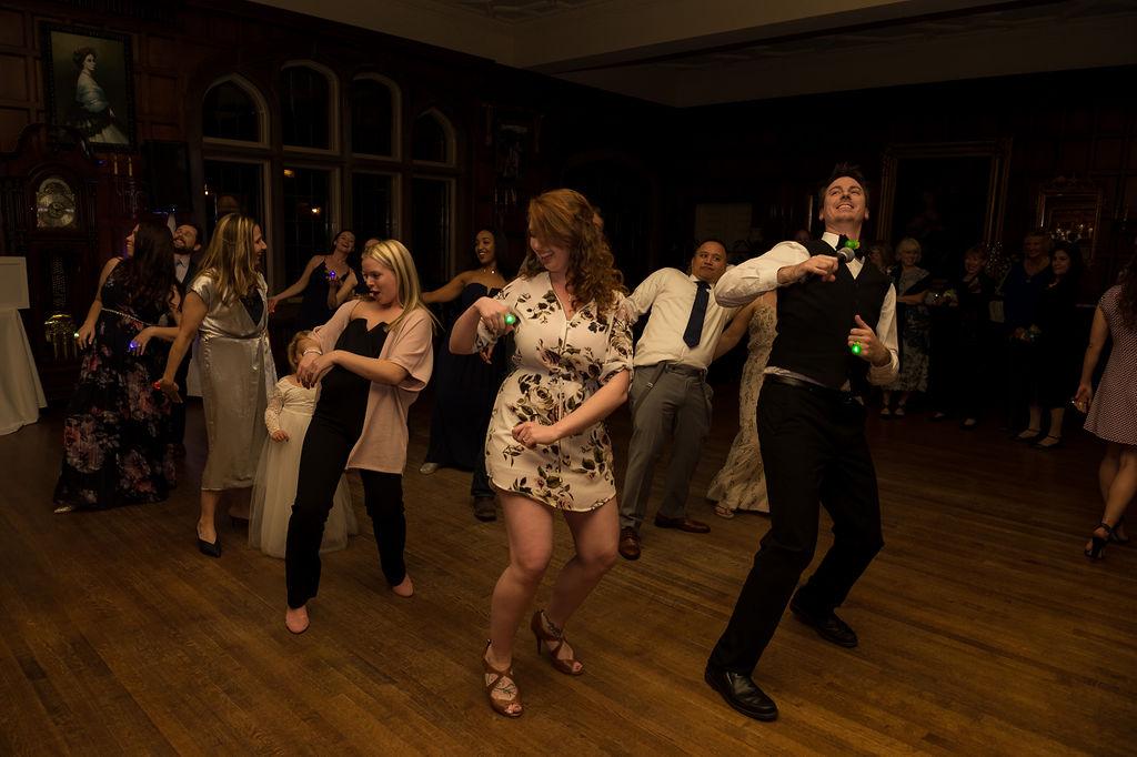 Seattle DJ Line Dance