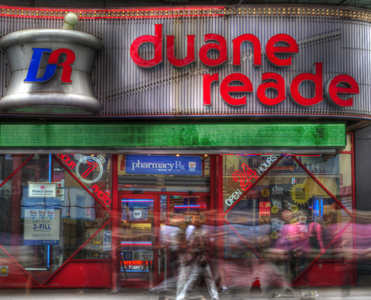 Duane Read -  court street