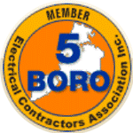 five boro electrical contractors association