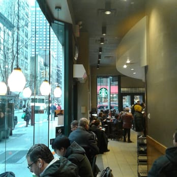 starbucks -  lexington Ave, NYC