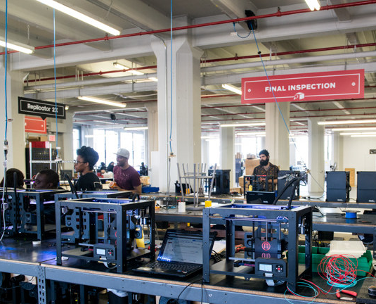 Makerbot -  brooklyn
