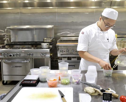 career academy kitchens