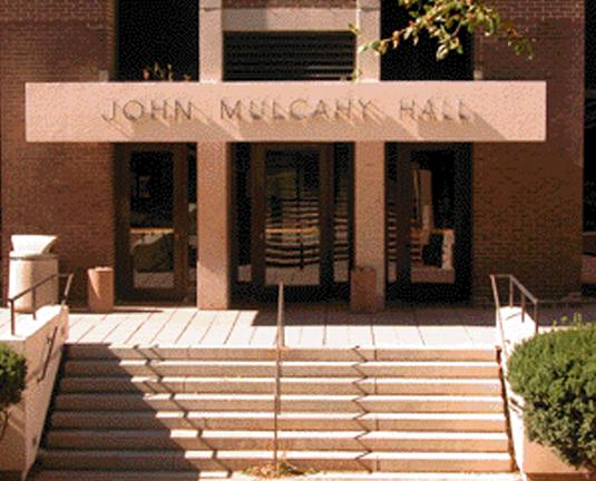 fordham University -  JMH Building