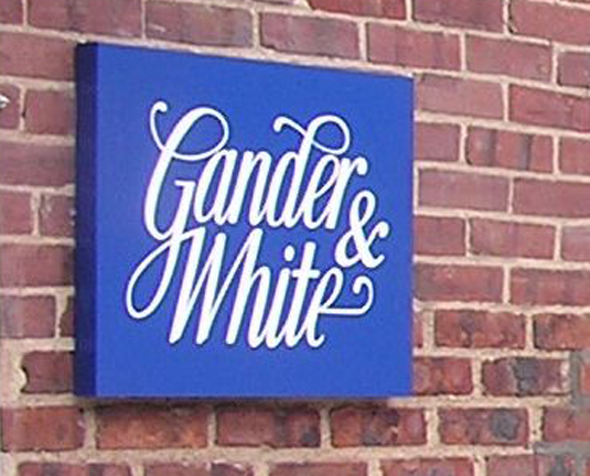 gander & white