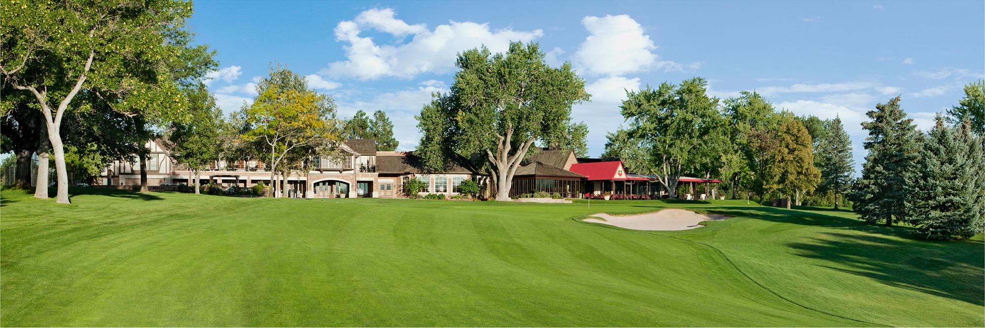 cherry Creek hill golf club