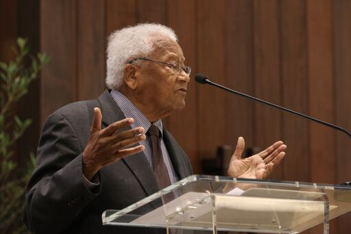 Reverend James Lawson