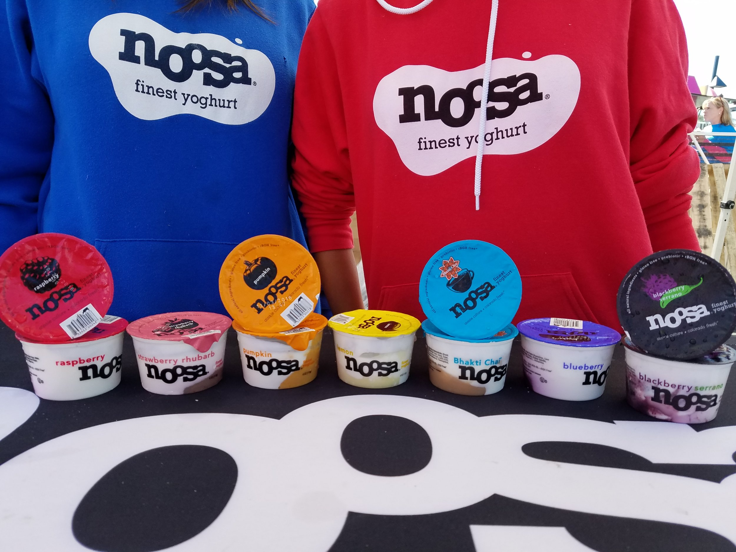 We love working so closely with this vibrant brand from Colorful Colorado. Read up on how our field teams have helped N oosa Yoghurt  reach their goals!