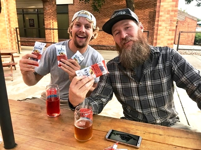 Beards, brews, and Duke's: an activation trifecta. Our teams have taken this brand to beer festivals all over Texas and Colorado, and they always make sure it's the life of the party!