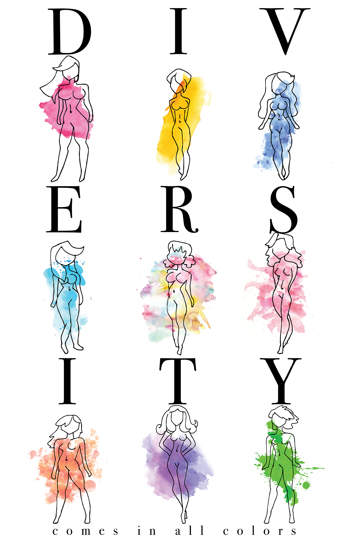 Diversity by Jordan Conte, New Jersey