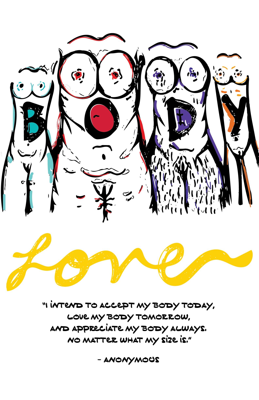 Body Love by Greer Leah