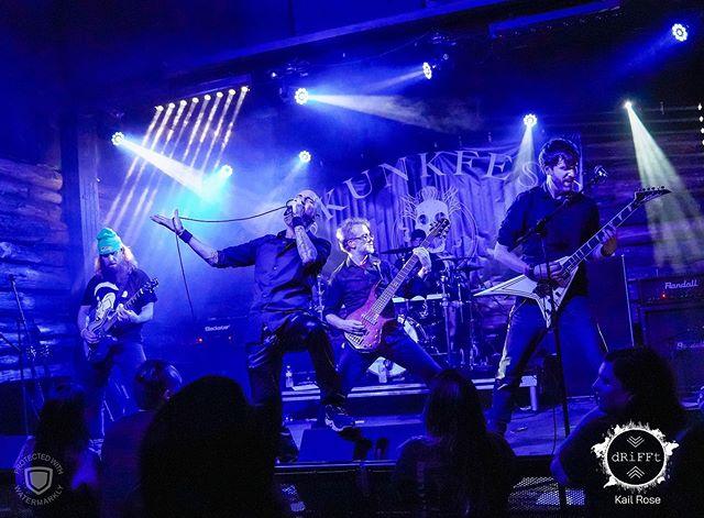 AUSTIN TONIGHT @comeandtakeitlive @runescarred 11:30 Doors 7 📷 @drifft.kail  #runescarred #getscarred #comeandtakeitlive #austinmetal #texasmetal #heavymetalband #skunkfest #skunkfestaustin #skunkfest2019 #livemusic #livebandphotography
