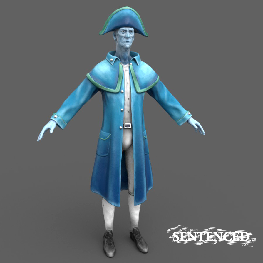 An updated version of the Magistrate. New style!