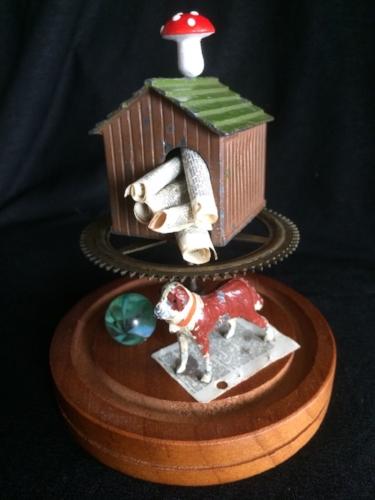 The Patron Saint of Tiny Houses by Josh Adair