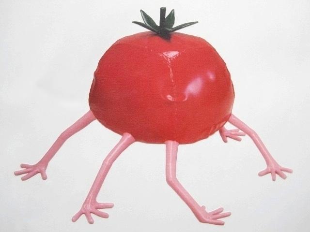 "the New Tomato, 28 x 32 x 34"""