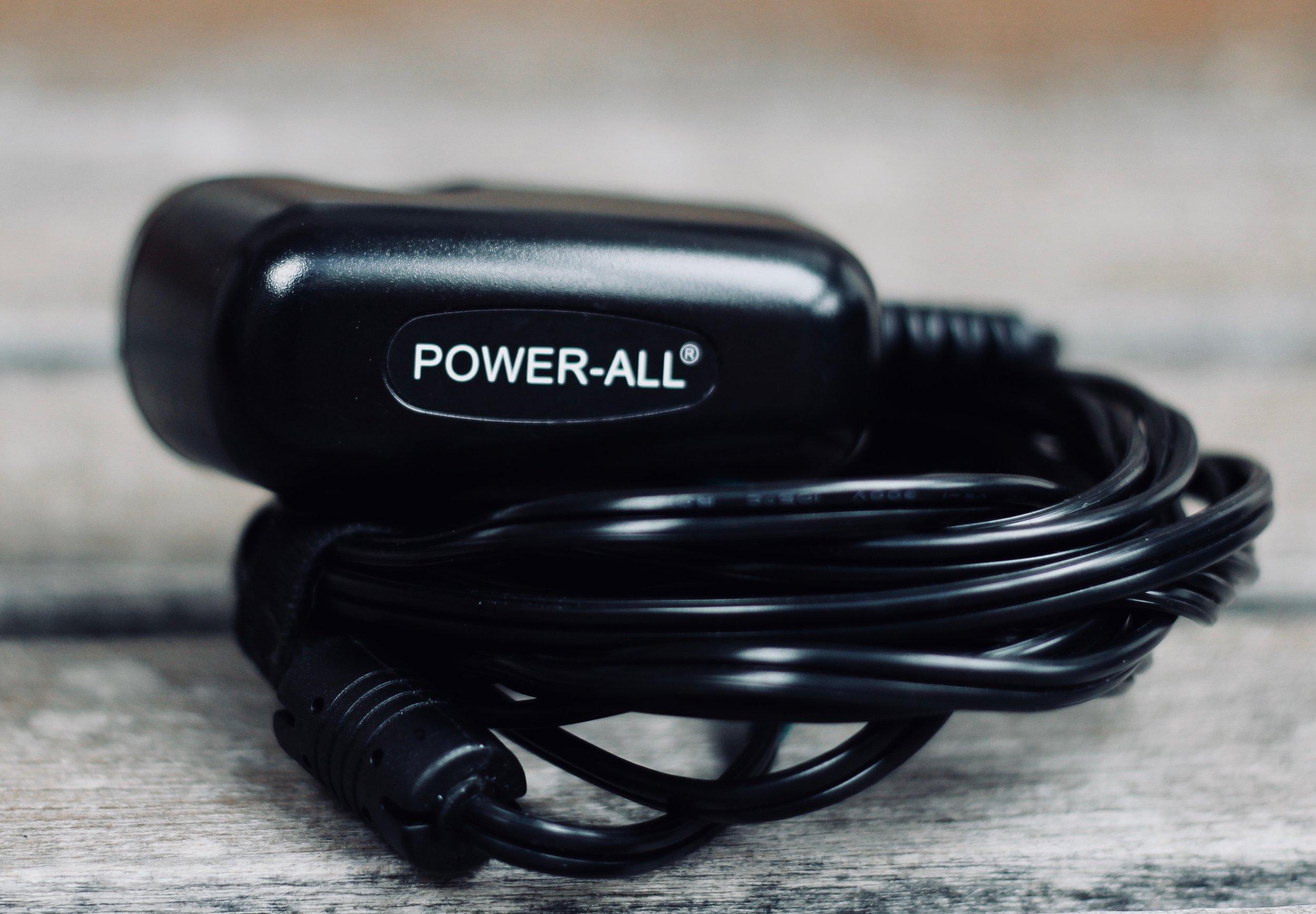 Power-All Power Adaptor    *Endorsed Artist*