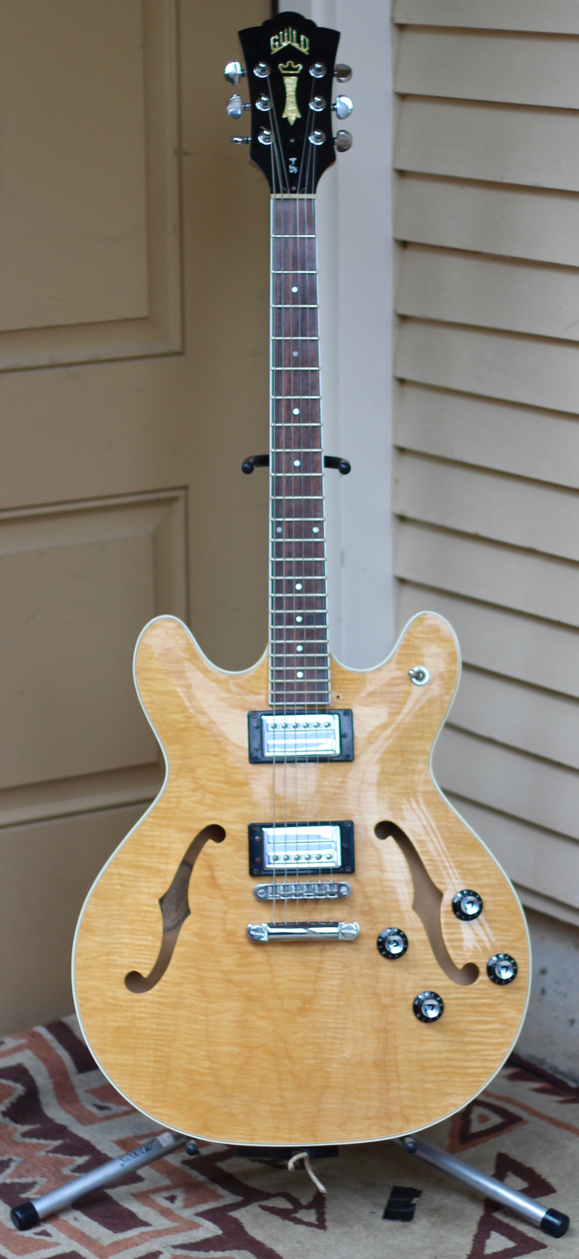 Guild      Starfire IV                       (1997 - Made in USA)