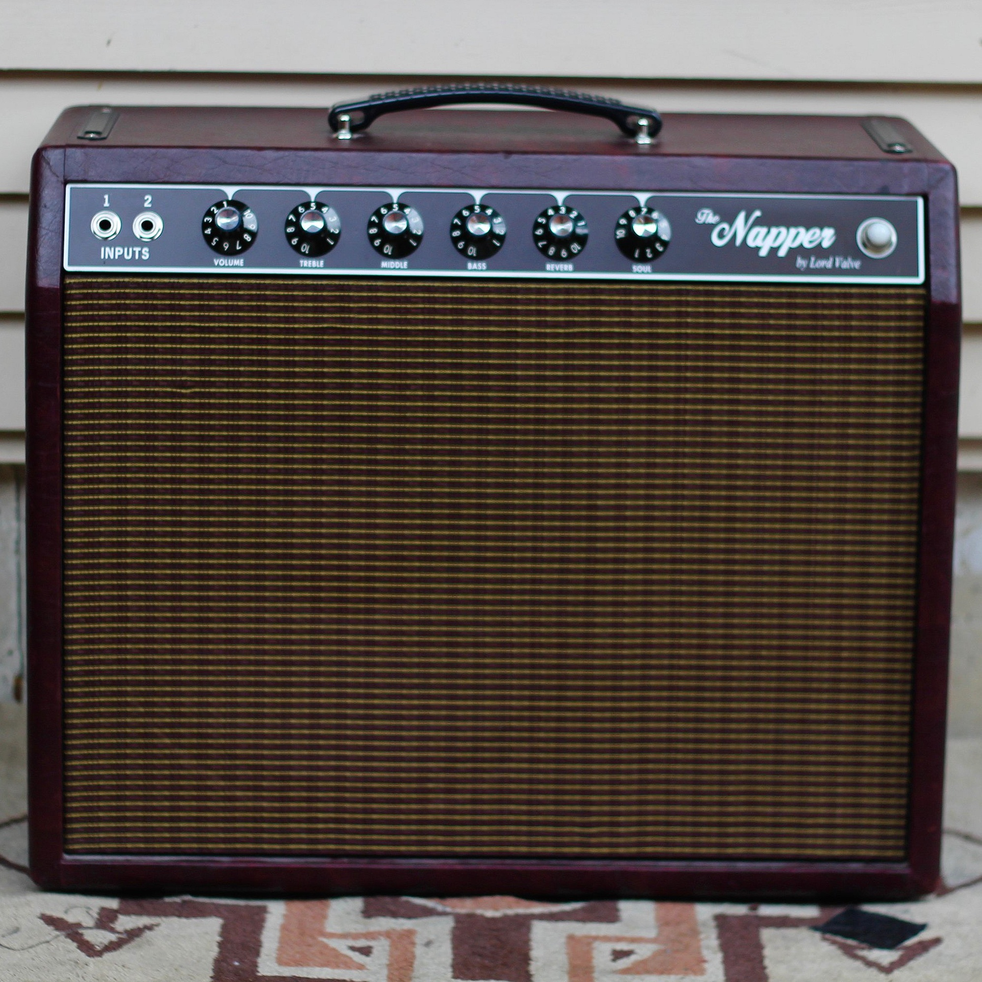 "Lord Valve ""Napper""Amp"