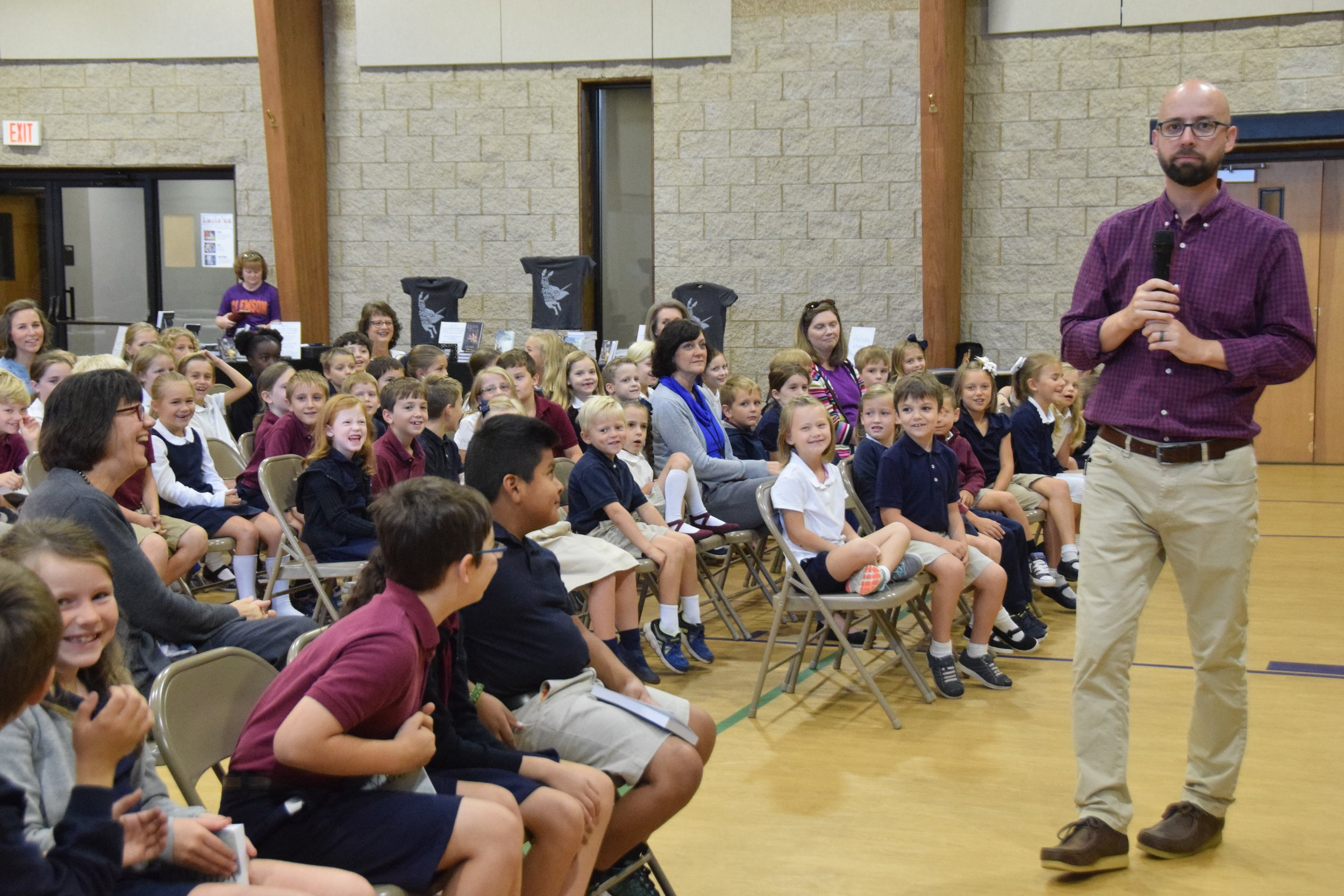 SD Smith speaks to students at Greenville Classical Academy (12).JPG