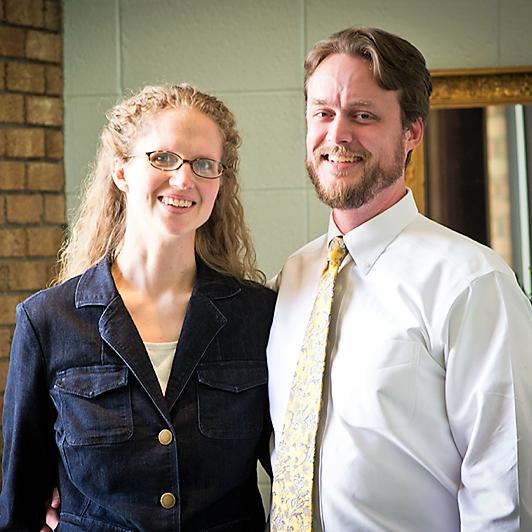 Andrew & Sarah Dionne