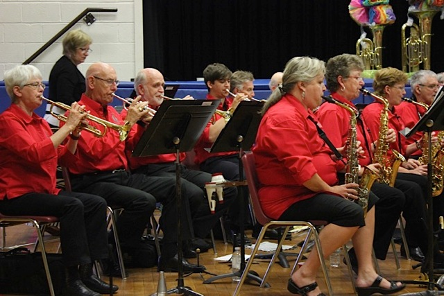 Photo courtesy of The Goderich Laketown Band