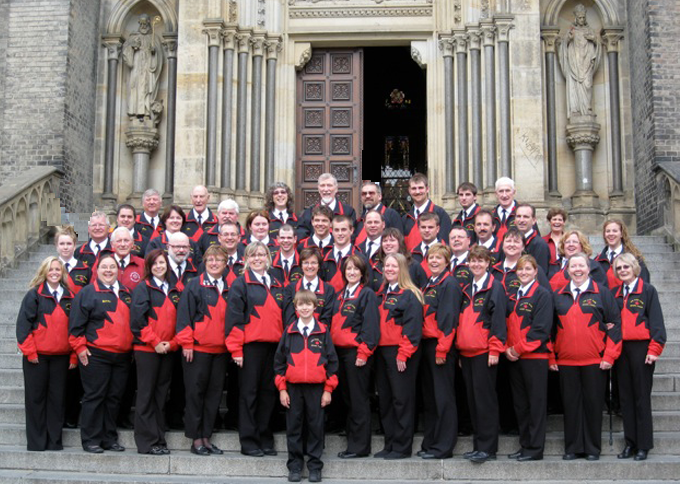 Don Scott with Ayr-Paris Band in Prague 2010.png