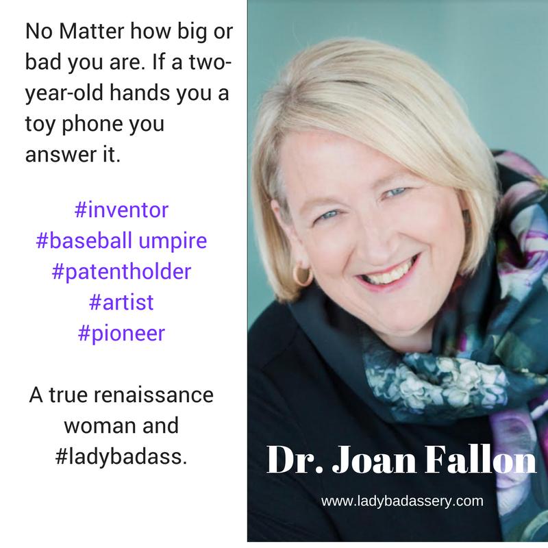 Dr. Joan Fallon