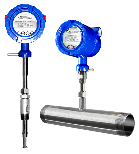 icon F-5500 Thermal Mass Flow Meters