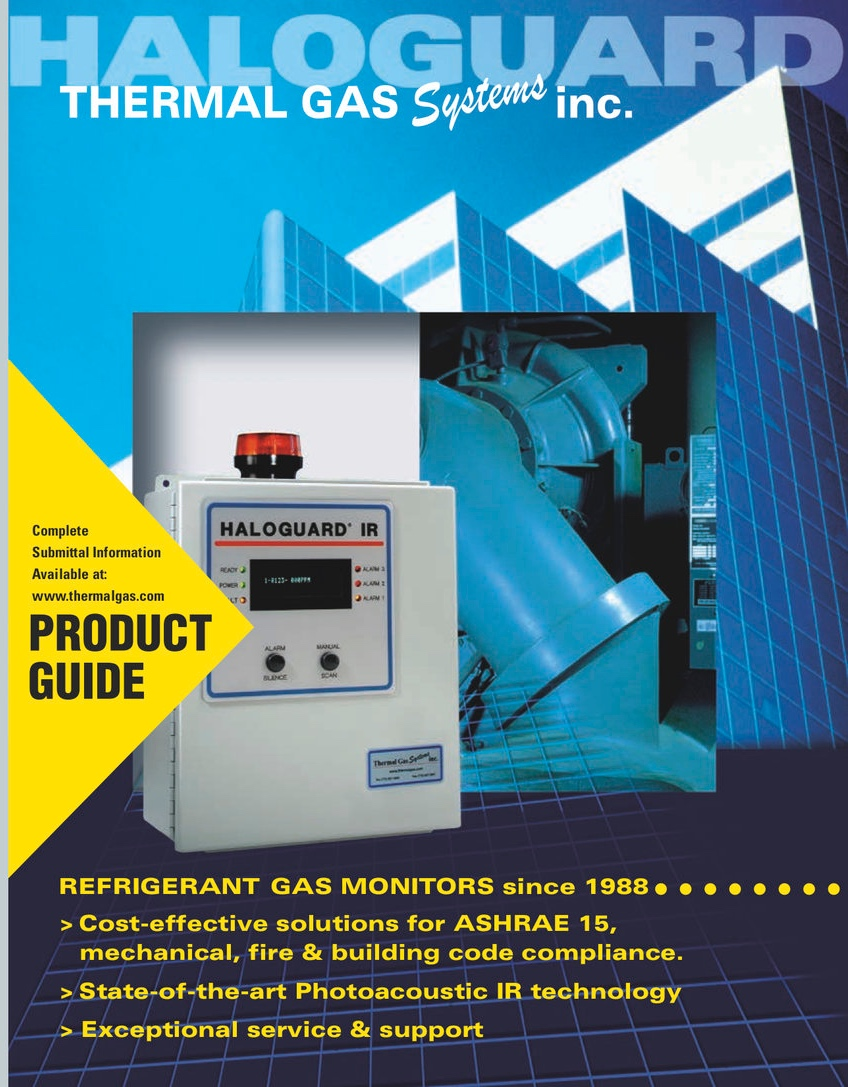 Thermal Gas Systems Family of Products Brochure